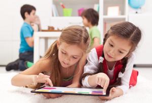 Dzieci uczące się
